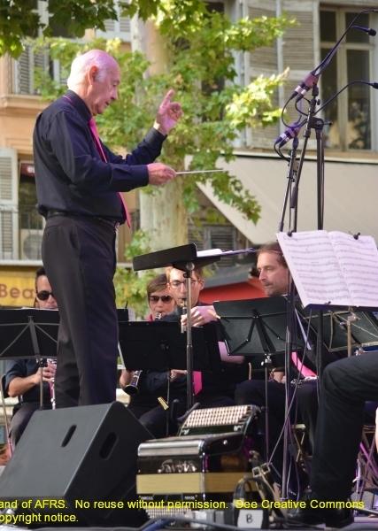 Conductor Alain Genre-Jazelet